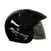 BMC Sun City Polos Helm Motor Half Face -