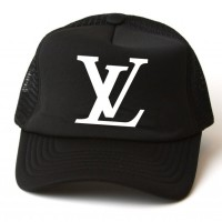 Topi Trucker Louis Vuitton LV