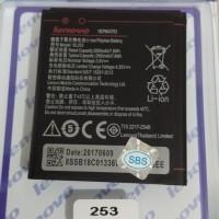 Original Batrai Battre Batery Batere Batrey Lenovo A1000M . Vibe A