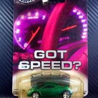 Hot Wheels Y-25 Got Speed Cadillac Cien