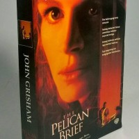 Novel John Grisham - The Pelican Brief - Gramedia