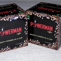 Obat Kejantanan Powerman Coffee