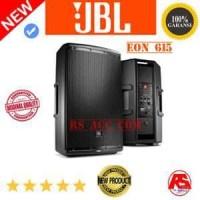 SPEAKER AKTIF JBL EON 615 15 INCH Active 2way Loudspeak FREE ONGKIR