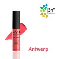 NYX Soft Matte Lip Cream - Lipstik Matte- Antwerp