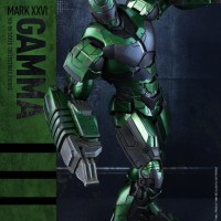 Hot Toys Iron Man Mark 26 Gamma 1000% ORI MISB