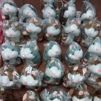 Promo Talking Hamster plush toy/ Boneka lucu bisa bicara