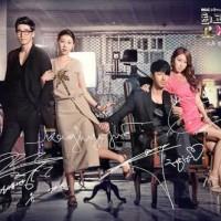 Film DVD serial drama korea The Greatest Love (isi 4 disc)
