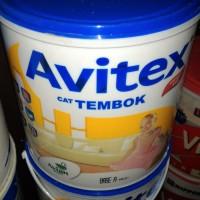 Cat Tembok Avitex Interior Warna Tua (5 Kg)