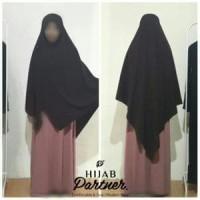 Jilbab/Kerudung Segi Empat 145 Cm/Kerudung Non Instan Murah