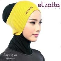 Elzatta Bandana Rajut 1pc Ciput Jilbab Hijab Limited
