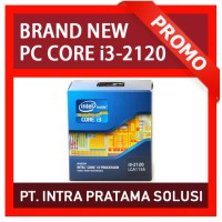 PC Rakitan Lengkap (Core i3-2120 + Ram 4GB + HDD 320GB + LED 16