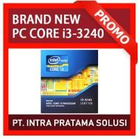 Komputer / PC - Personal Computer / Core i3 3240 + BONUS