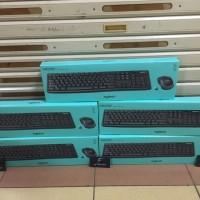 Logitech Wireless Combo MK270R Wireless Keyboard Mouse RESMI Logitech
