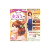 Liese Creamy Bubble Hair Color - Sweet Apricot