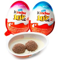 (READY BANYAK) TERMURAH KINDER JOY Boys Girls Egg Chocolate