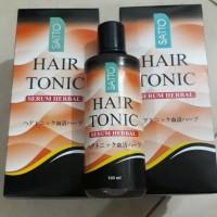 SATTO Hair tonic 160ml