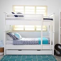 Jual Furniture Kamar Set Tempat Tidur Anak Tingkat 3 Murah