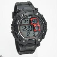 Jam tangan pria Qnq qq q&q m150 Original Citizen Machine Miyota Japa