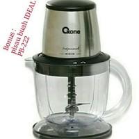 PROMO TERMURAH Ox-272 Chopper Oxone Alat Cincang Daging - Blender