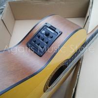 Promo Gitar klasik yamaha C315 original dengan fishman presys plus ok