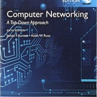 Computer Networking: A Top-Down Approach: International Version, 6E