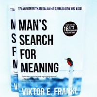 MANS SEARCH FOR MEANING - Viktor E. Frankl -