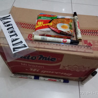 Indomie mie goreng 1 kardus / isi 40 bungkus /mie instant