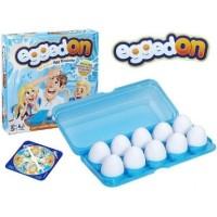 Eggedon Family Roulette Game Mainan Anak Keluarga Seru Unik Keren