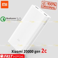Jual Powerbank  Xiaomi Mi 20000mAh Power Bank 20000 mAh ORIGINAL Murah