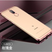 Huawei Nova 2i Mate 10 Lite Transparan cover soft case hp TPU PLATING
