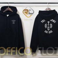 Jaket Hoodie Logo Taylor Gang Or Die 02 - Hitam - Roffico Cloth