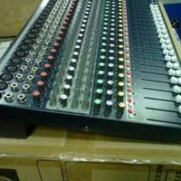 Mixer Audio Soundcraft EFX 20 untuk masjid, gereja studio, karaoke dll