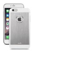 Moshi iGlaze Armour Jet Silver iPhone 6/6s Plus BNIB new original case