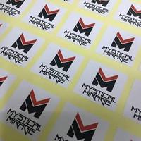 Print Sticker by EPSON vinyl/transparan A3 cetak plus stadar cutting