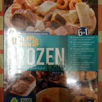 40 recipes homemade Frozen - variasi makanan beku