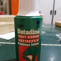 Betadine Obat Kumur 190 ml