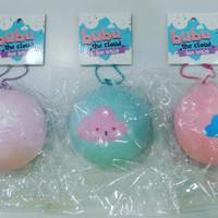 squishy momocuppy medium colours bubu bun
