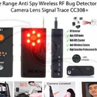 Detector SpyCam Penyadap Alat Sadap Anti Spy Cam CC308