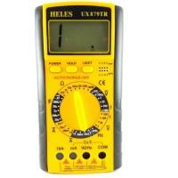 Multimeter Avometer analog Multitester tester heles UX879TR UX 879TR