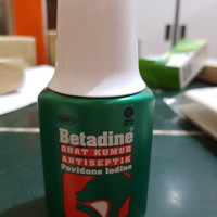 Betadine Obat Kumur 100 ml