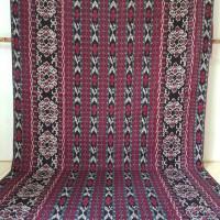 tenun ikat troso   kain tenun jepara blanket antik ethnic batik wanita