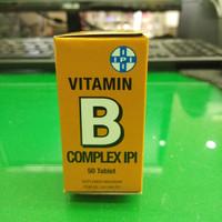VITAMIN B COMPLEX IPI ISI 50 TABLET