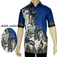 Kemeja Batik Wayang Boto Batik Pekalongan 235fd44256
