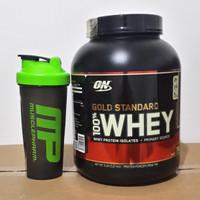 ON Whey Gold Standard 5lbs 5 lbs Optimum Nutrition FREE SHAKER MP