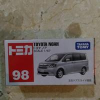 Tomica Takara Tomy Toyota Noah Build Up Malaysia
