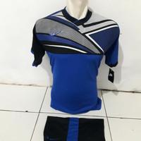 Kaos Futsal Setelan Bola Nike NY biru tua