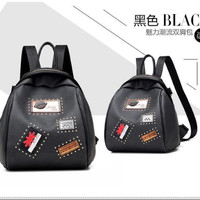 RS648 - 649 tas import bag punggung wanita/backpack/ransel/tas batam
