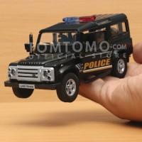 Mobil Mobilan Polisi Diecast Miniatur Mainan Kado Anak Cowok Tomtomo