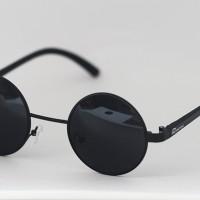 Kacamata lennon bulat kecil