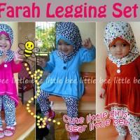baju bayi murah surabaya I busana muslim anak I gamis anak I farah set